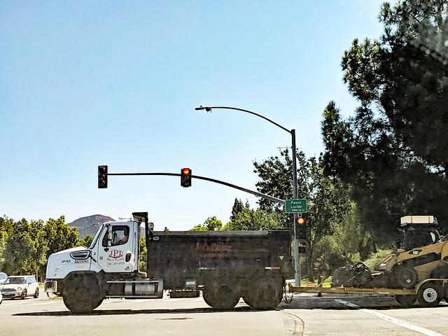 Joc's Paving Inc Dump Truck 10-4-19 (1)