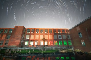 Lindale Mill Star Trails