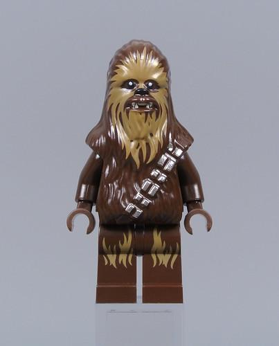 Lego Star Wars Han Solo Lando Calrissian Chewbacca  Minifigures 75212