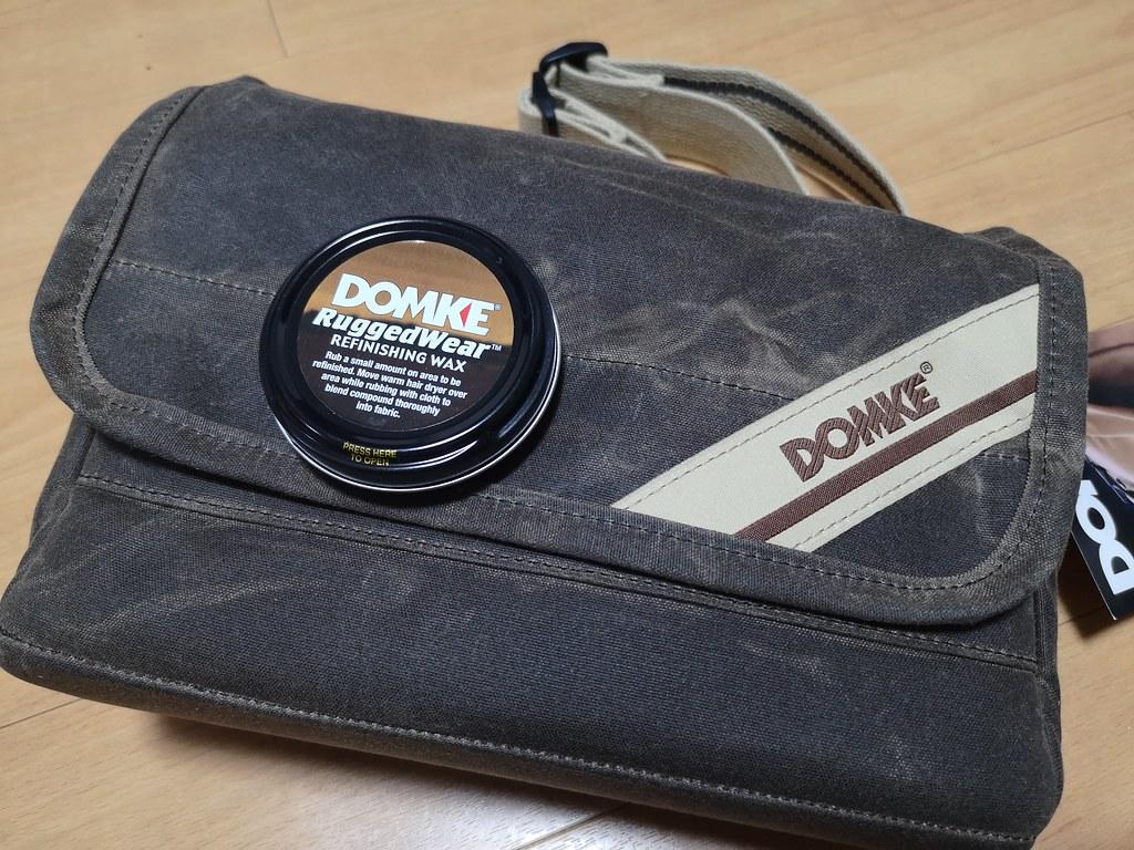 [写真] Domke F-5買い増し