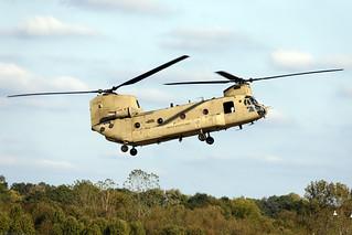 10-08087 - Boeing CH-47F Chinook - US Army - KPDK - Oct 2019