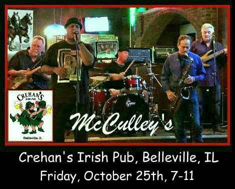 McCulley's 10-25-19