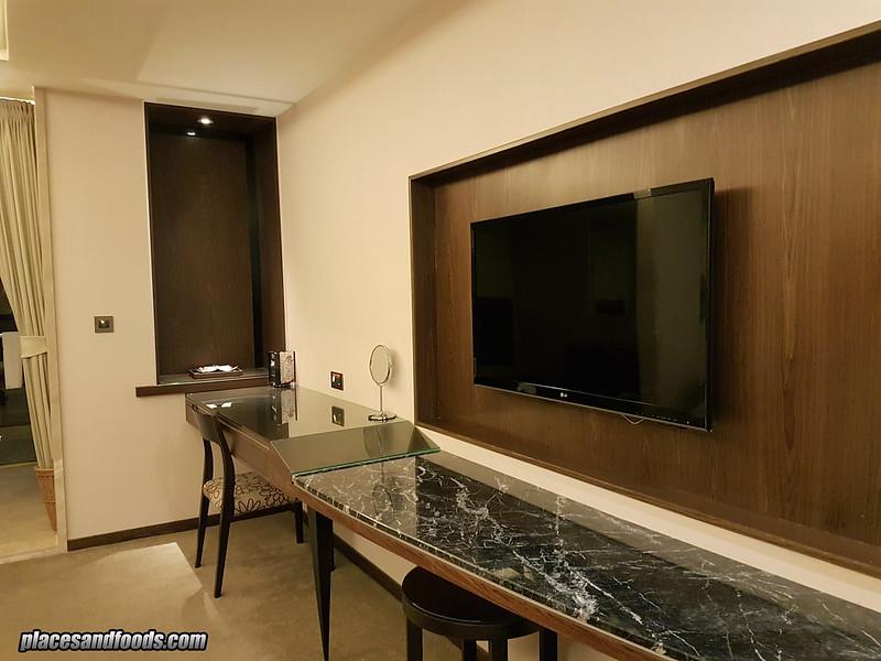 fuli hot spring taiwan room TV