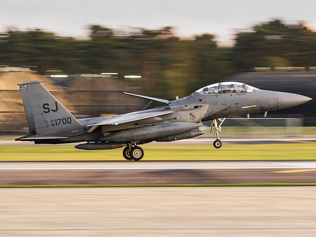 United States Air Force | McDonnell Douglas F-15E Strike Eagle | 88-1700