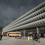 50th birthday for Preston Bus Station