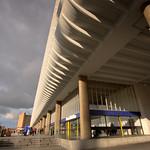 Preston Bus Station overhang