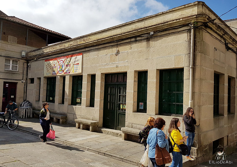 Un día en el Camino de Santiago Vía de la Plata en Allariz (19)