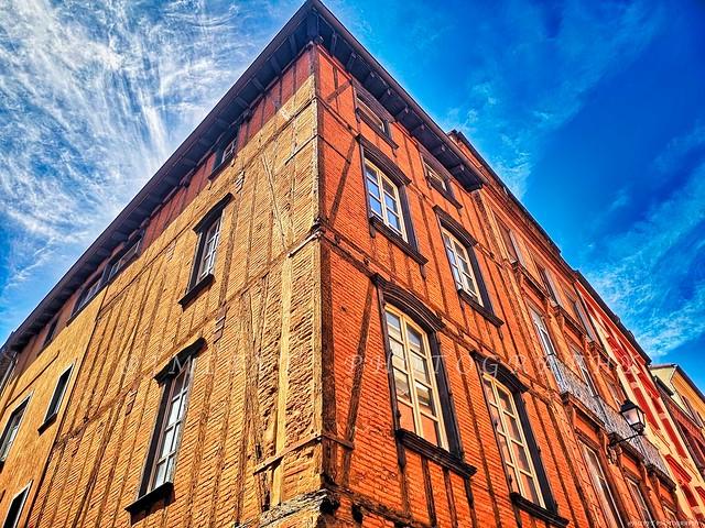 Maison à Colombage - Toulouse -IMG_20190823_135401
