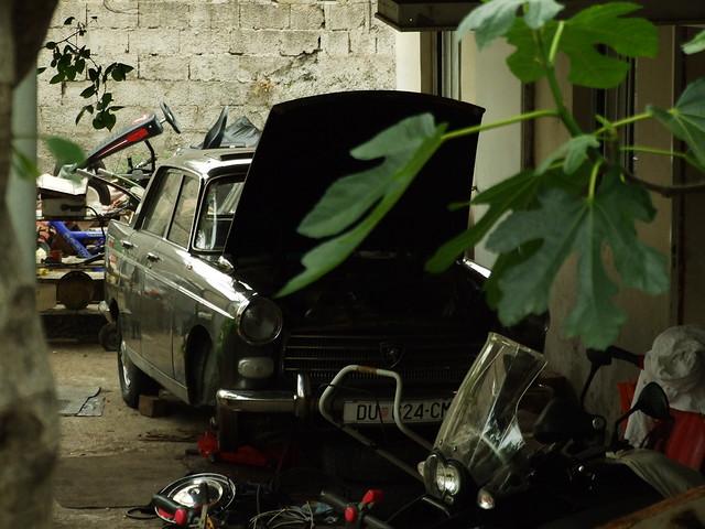 Peugeot 404 Berline Dubrovnik Croatie Hrvatska 06-05-10a