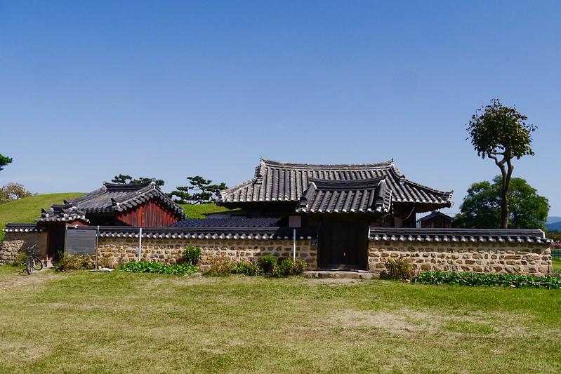 瞻星臺 南韓慶州