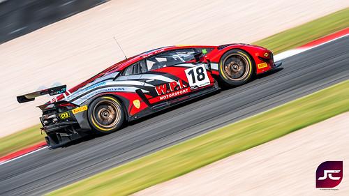 #18 WPI Motorsport - Lamborghini Huracan GT3 EVO: Michael Igoe and Dennis Lind