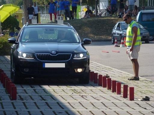 Süddeutsche Meisterschaft im Automobil-Turniersport