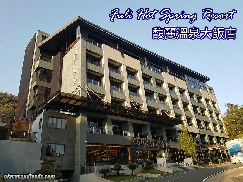 fuli hot spring