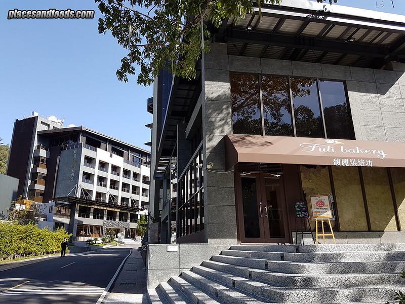 fuli hot spring taiwan nantou