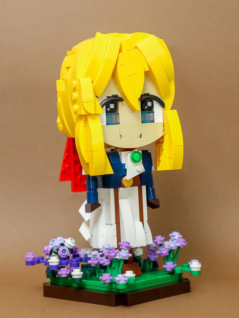 Violet Evergarden (Moko's frame)