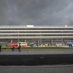 Huge Preston Bus Station