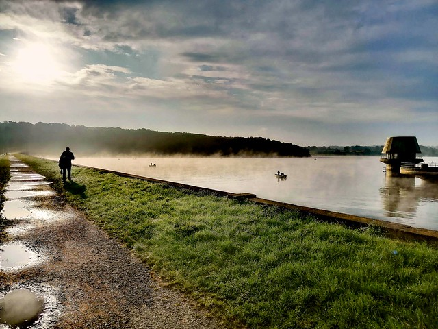 Early morning at Bewl Water