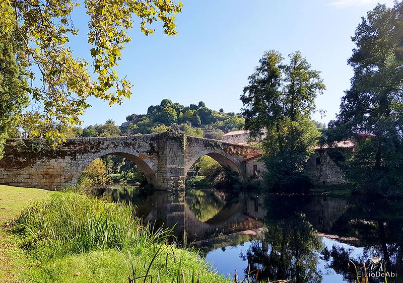 Un día en el Camino de Santiago Vía de la Plata en Allariz (27)