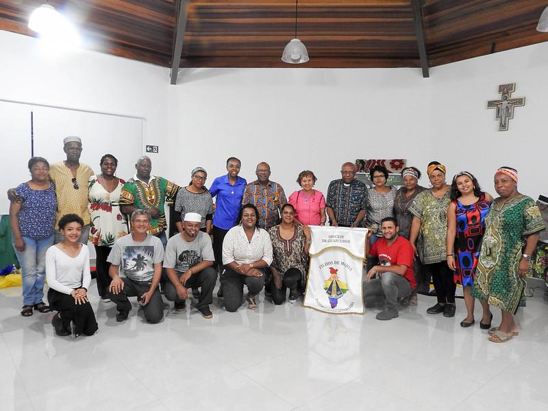 Seminário Cultural Afro-Brasileira e 33 anos de Sacerdócio do Padre Valdocir