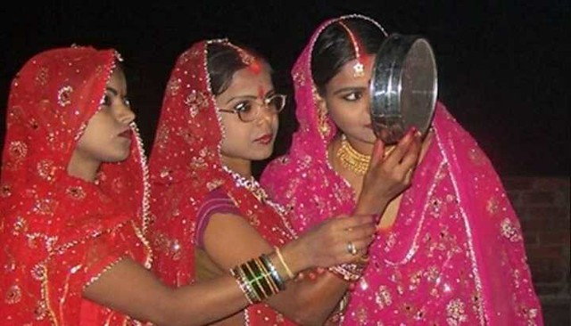 5406 Meet 3 real sisters married to one man in India