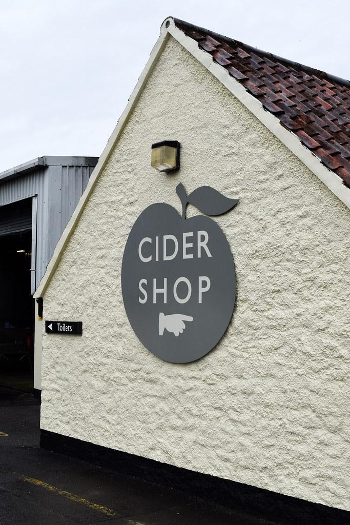 Thatcher's Cider Shop, Somerset
