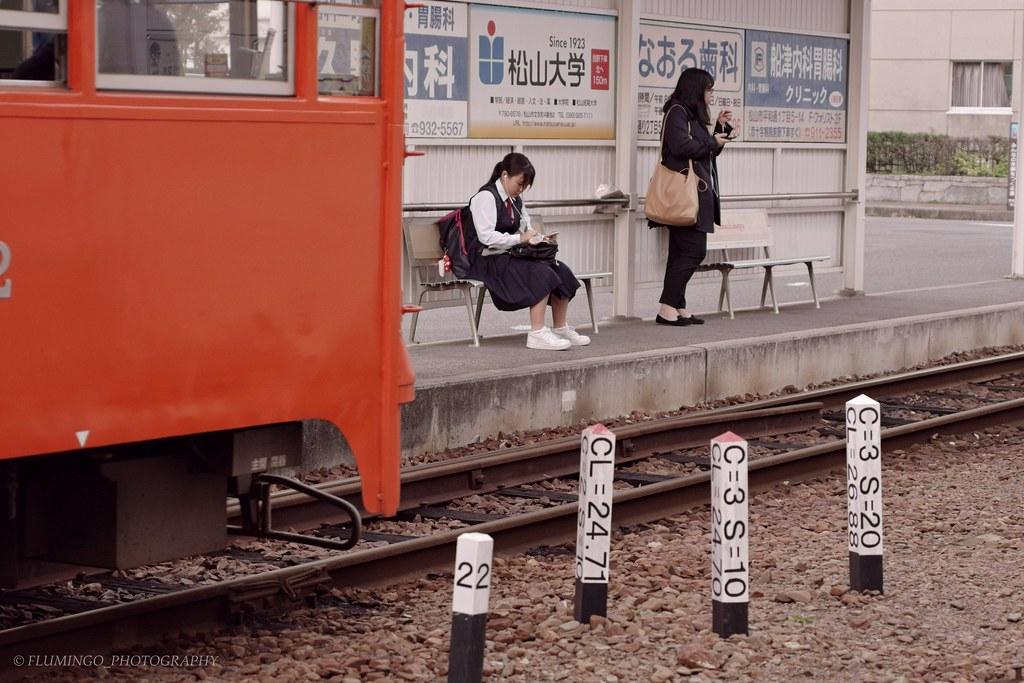 tram snaps