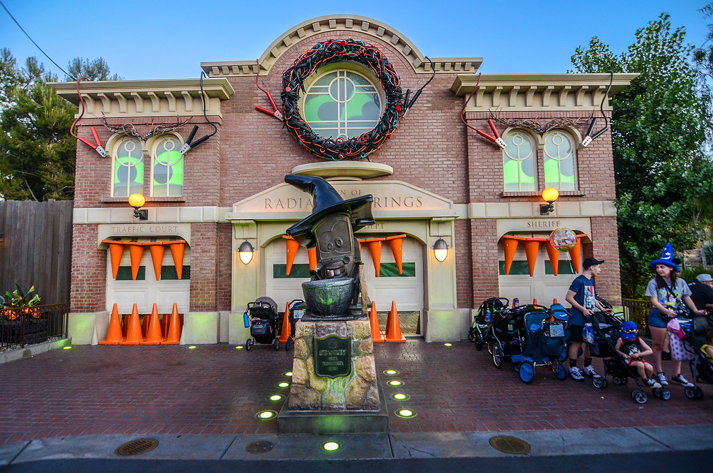 Cars Land City Hall eyes DCA