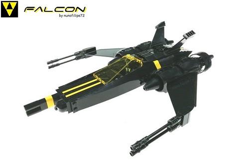 Blacktron Facon 1