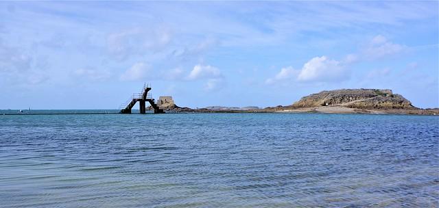 Piscine d'eau de mer St Malo...