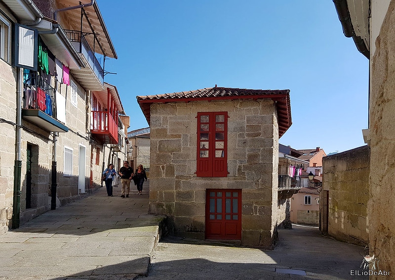 Un día en el Camino de Santiago Vía de la Plata en Allariz (25)