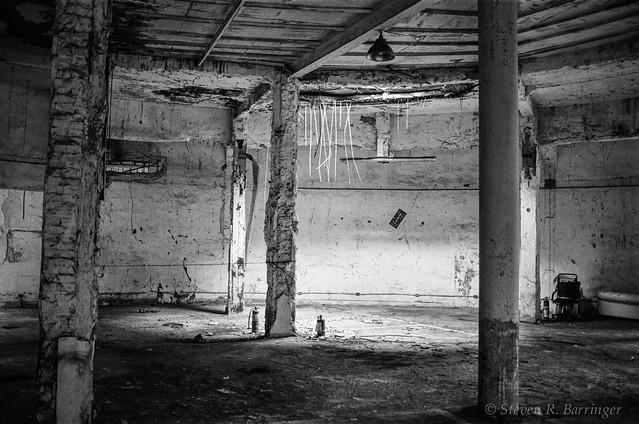 abandoned theatre iii