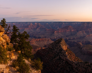 Grand Canyon National Park   |   Grandview Point Dawn