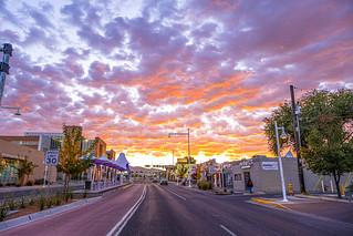 Central Avenue & UNM - Albuquerque