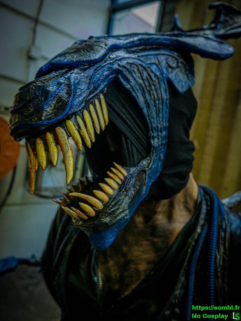 alien cosplay