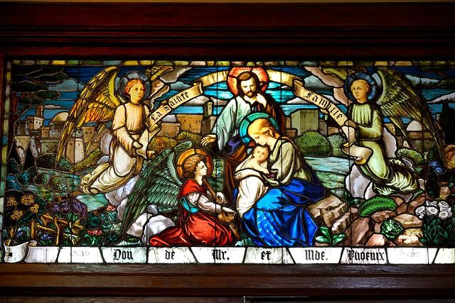 Église Sainte-Famille de Granby