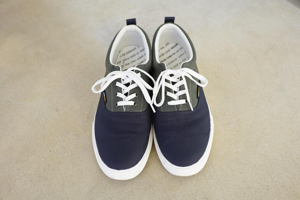 GLOBAL WORK shoes