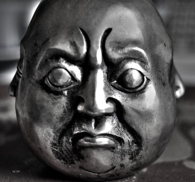 Buddha's one face