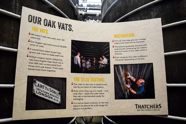 Thatcher's Cider Making Process
