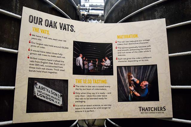 Thatcher's Cider Making Process