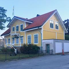 Karlskrona Yellow House