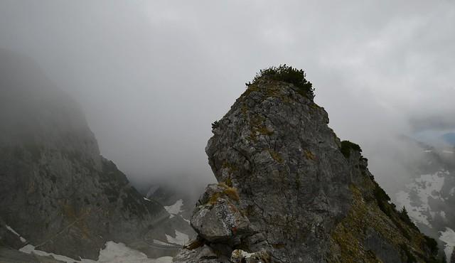 Wendelstein - In Clouds
