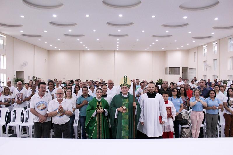 1º Congresso Diocesano da Pastoral do Batismo - 2019