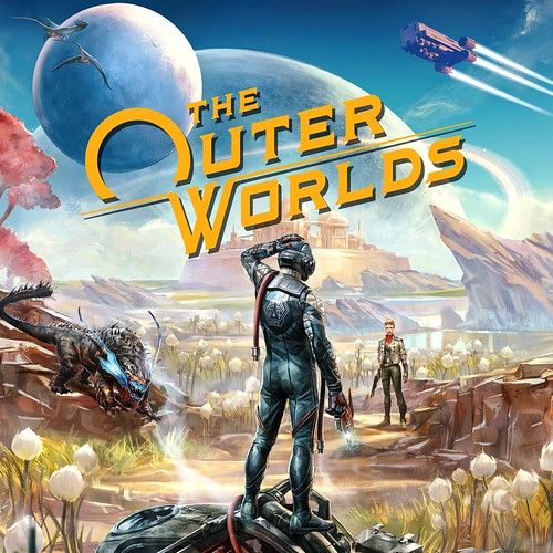 Thumbnail of The Outer Worlds on PS4