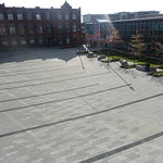 Huge new space at the UCLan in Preston