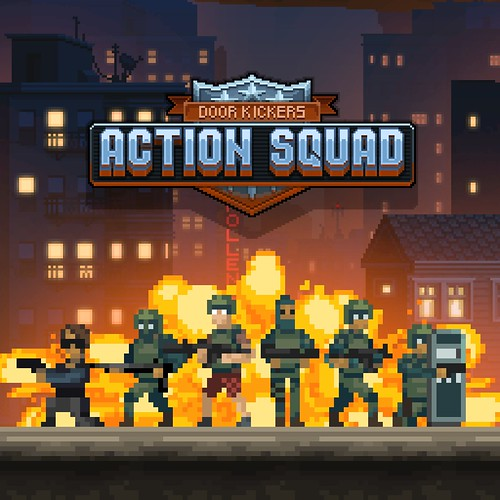 Thumbnail of Door Kickers Action Squad on PS4