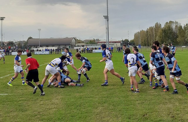 2019/20 - UNDER 18 - FTGI Amatori Valorugby vs RPFC