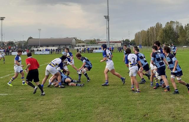 2019/20 - UNDER 18 - FTGI Amatori Valorugby vs RPFC