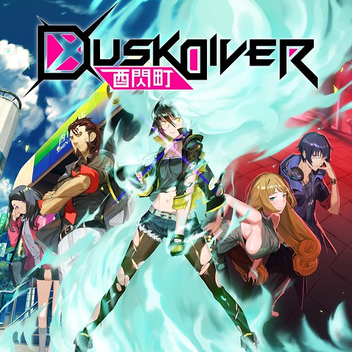 Thumbnail of Dusk Diver on PS4