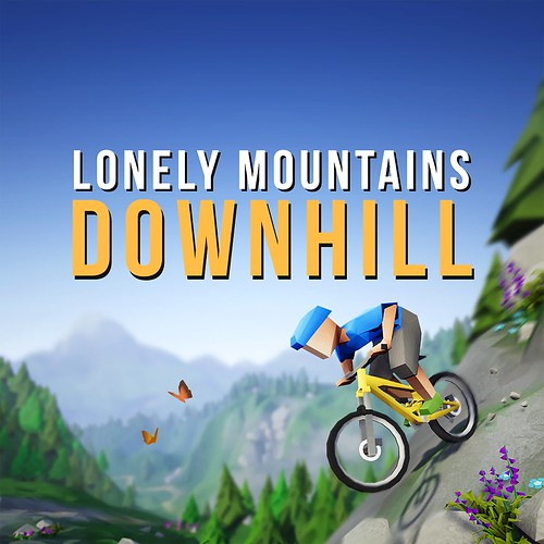 Thumbnail of Lonely Mountains Downhill on PS4