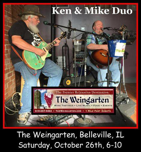 Ken & Mike 10-26-19